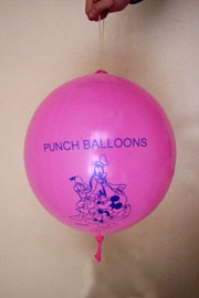 Punch Balon